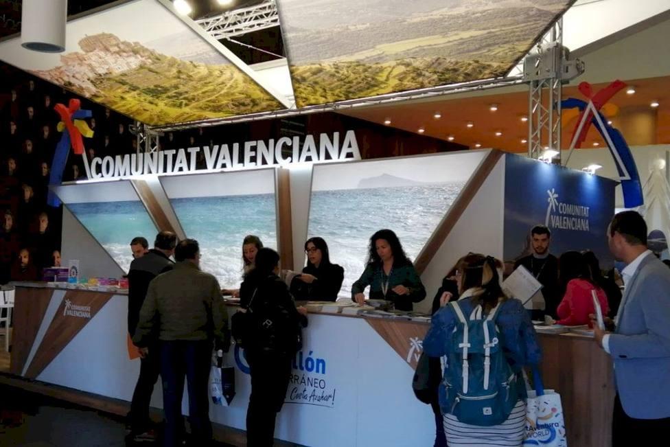 Turismo Dénia en la Feria Internacional de Turismo Navartur 2020.