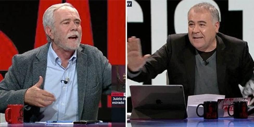 El tertuliano de Ferreras que dejará Al Rojo Vivo por coherencia