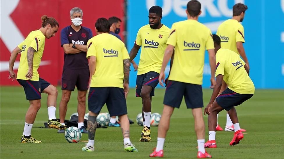 El Barça-Nápoles no peligra según la Generalitat