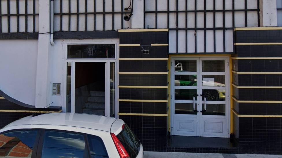 Número 41 de la calle Duquesa de Alba, en Monforte de Lemos