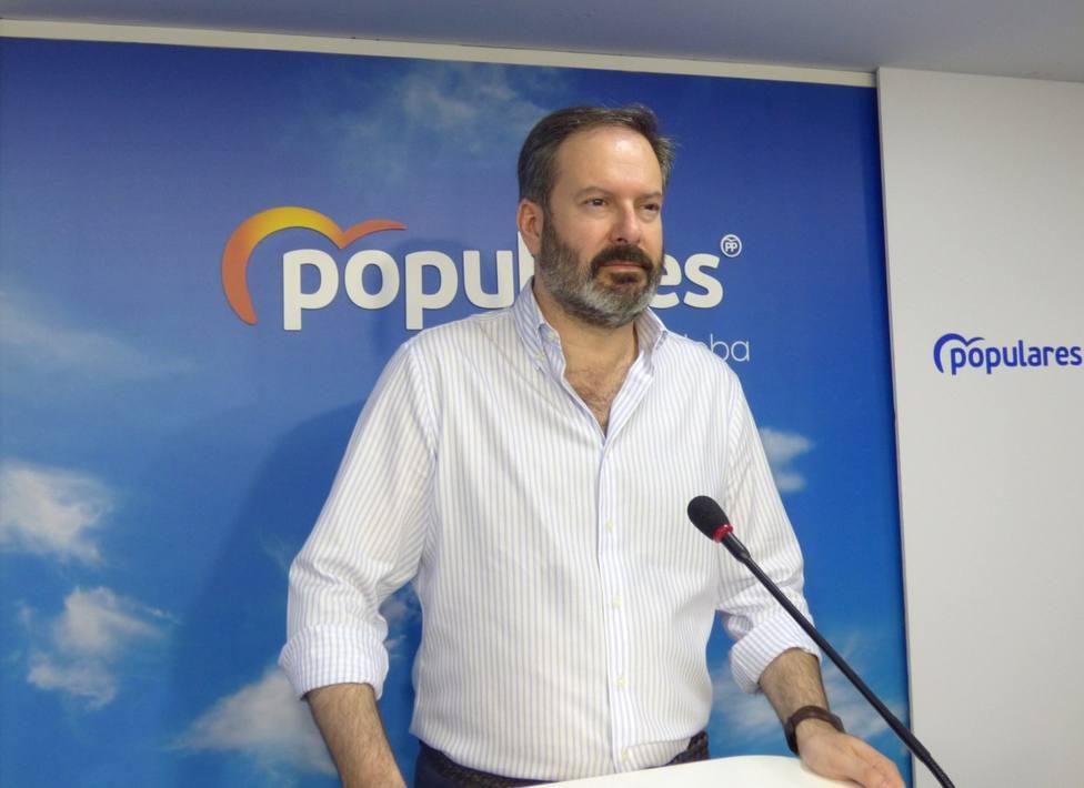 El PP cordobés denuncia que los fondos para educación del Gobierno no alcanzan a cubrir el gasto de la Junta