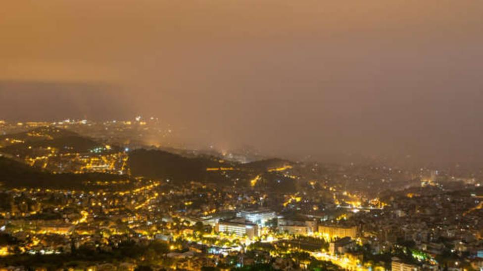 Las lluvias de Barcelona, vistas desde el observatorio Fabra