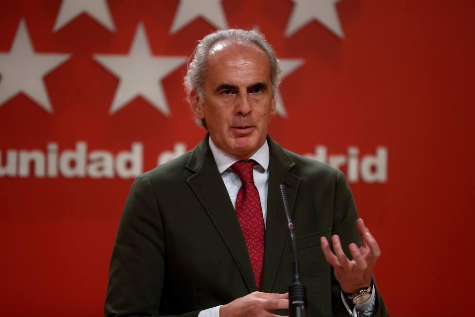 Ruiz Escudero considera que el cierre de Madrid no es válido al no haber consenso