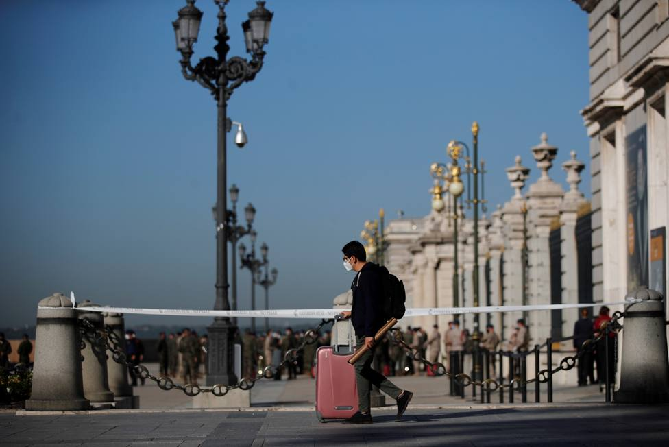 Madrid puede perder este mes cerca de un millón de viajeros