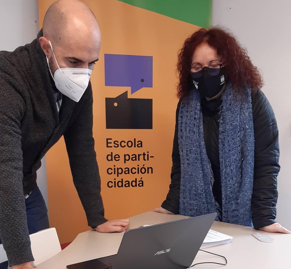 Catalina García es concejala delegada del área de Participación Ciudadana. FOTO: Concello de Narón