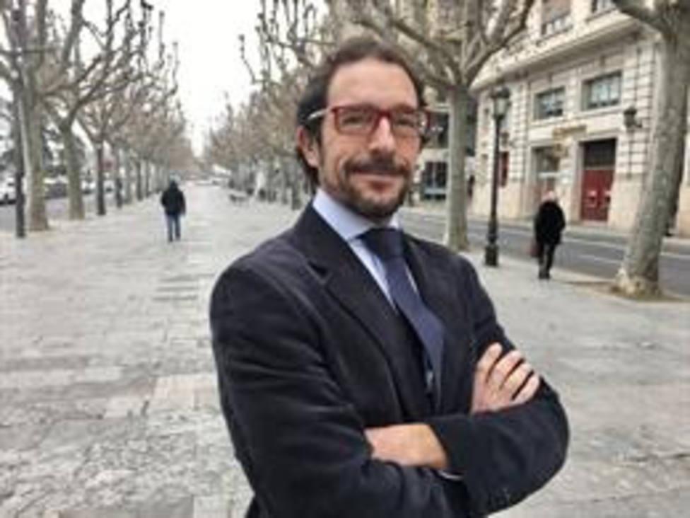 Jorge Culleré, líder de la plataforma ciudadana Lleida en Marxa