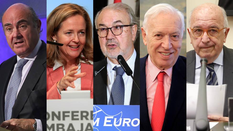 ¿Quién es el Mario Draghi español?