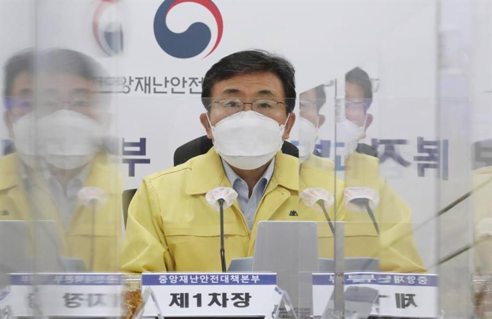 South Korean Health Minister Kwon Deok-cheol