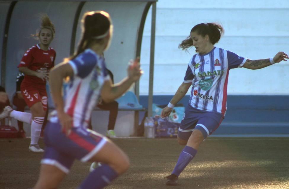 Segunda derrota en tres días del Lorca Féminas (0-1)