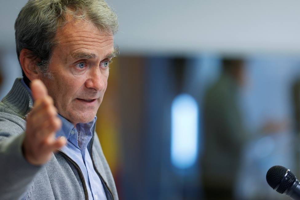 Fernando Simón desmiente a Sánchez sobre los datos de Madrid: No creo que se estén falsificando