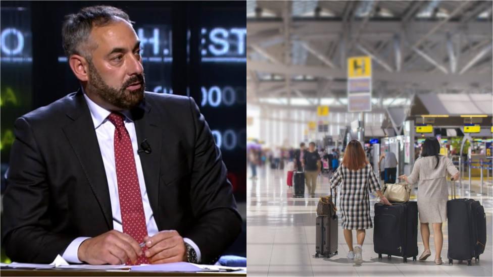 """Un piloto saca a la luz lo que se está haciendo en los aeropuertos españoles: """"Un riesgo para la salud"""