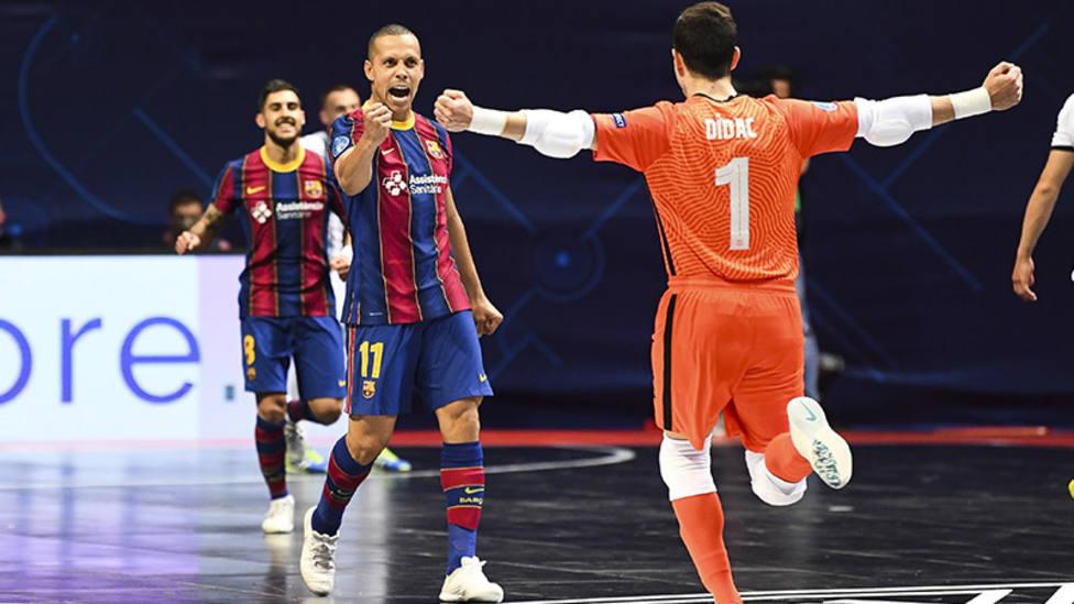 Barça-Kairat Almaty, el sábado en semifinales