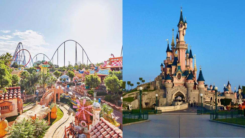 Cuando PortAventura pudo ser Disneyland: los entresijos de una operación que España estuvo a punto de cerrar