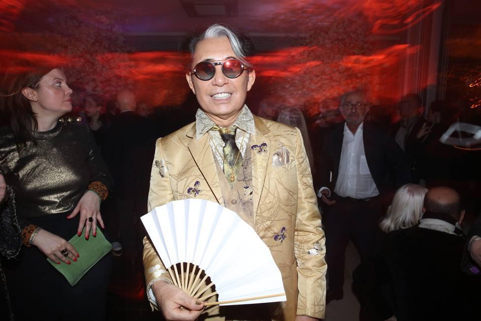 Paris Kenzo Takada 80th Birthday Party