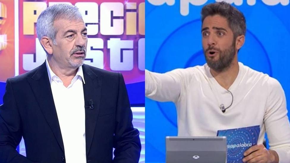 Carlos Sobera y Roberto Leal