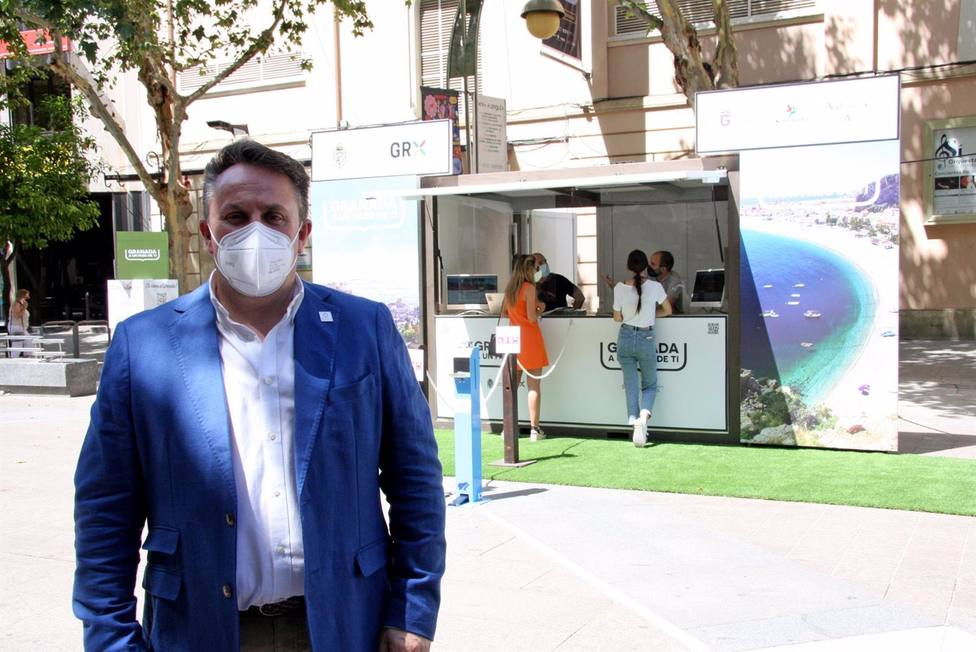 Granada.- Turismo.- La Diputación reactiva en Córdoba su promoción turística en ciudades AVE