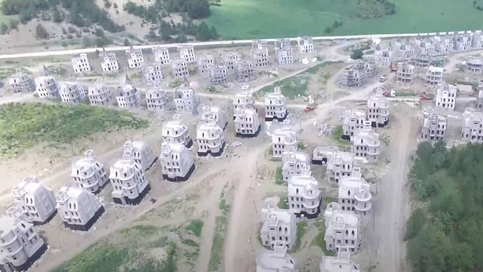 Burj Al Babas: la ciudad vacía en Turquía con más de 700 castillos deshabitados