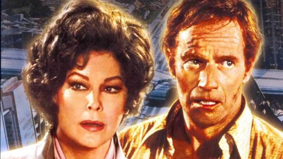 Hoy lunes, tarde de cine con Charlton Heston y Ava Gardner en TRECE