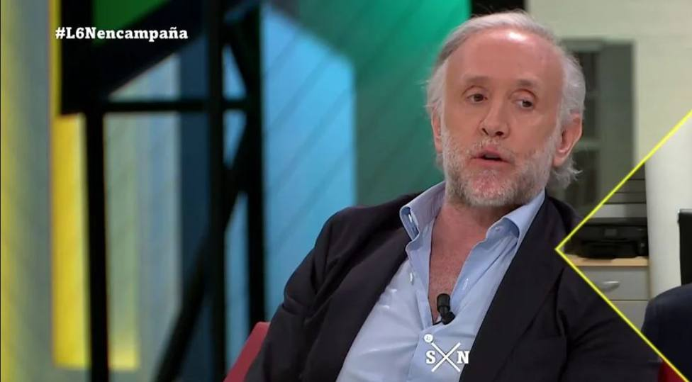Eduardo Inda en LaSexta Noche