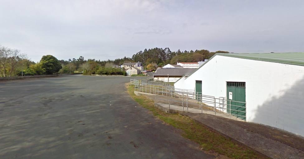 Foto de archivo de una zona del recinto ferial de San Ramón de Moeche