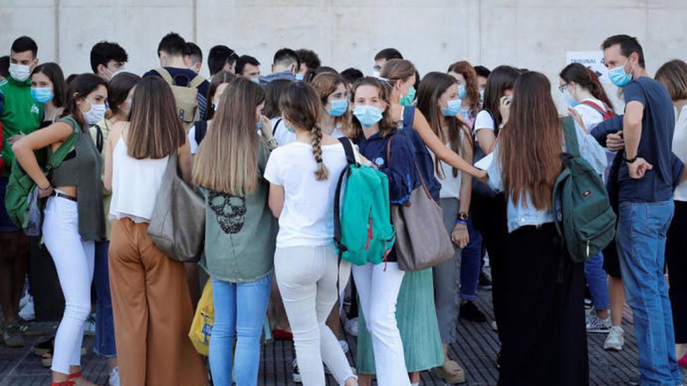 Uno de cada dos brotes en Extremadura no tiene casos activos ni contactos
