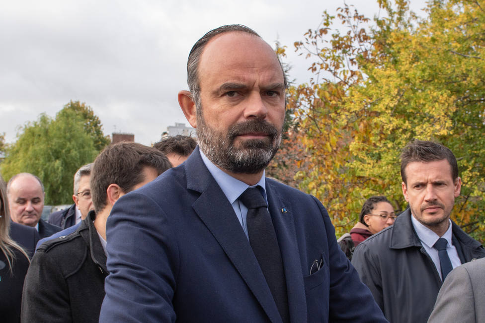 El ex primer ministro francés, Edouard Philippe, presenta Horizontes, un nuevo partido conservador