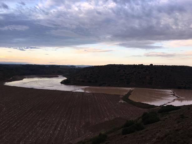 Inundaciones en Albacete provincia