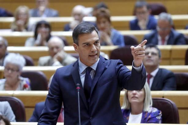 Sánchez hace pública su tesis doctoral en Teseo