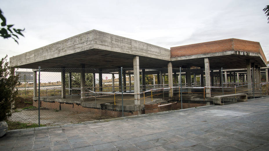 Centro de Salud de Santa Bárbara