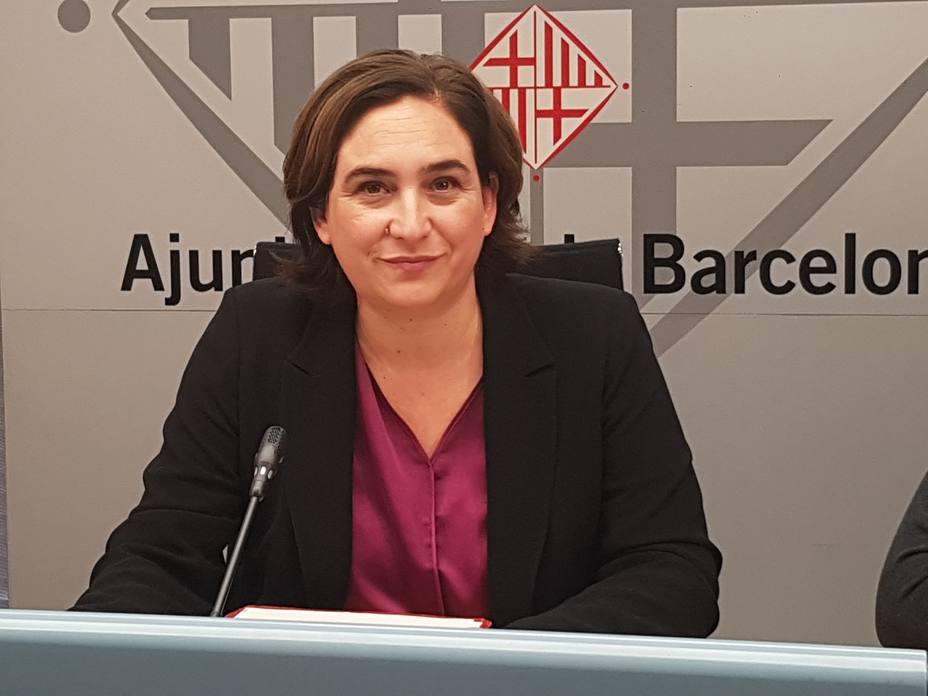 Colau: En democracia no es normal que se detenga a alcaldes sin citación judicial