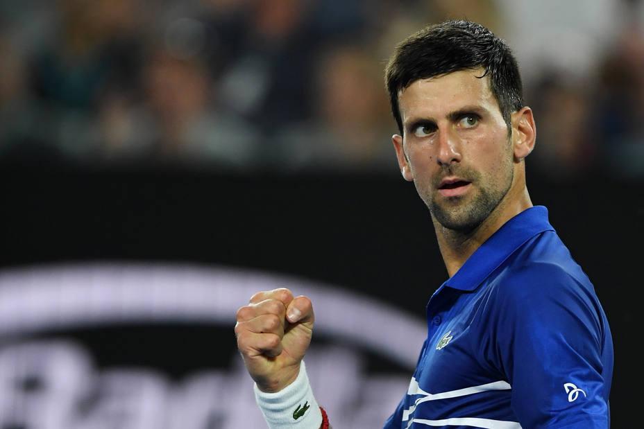 Djokovic arrolla a Pouille y se cita con Nadal por el título en el Abierto de Australia