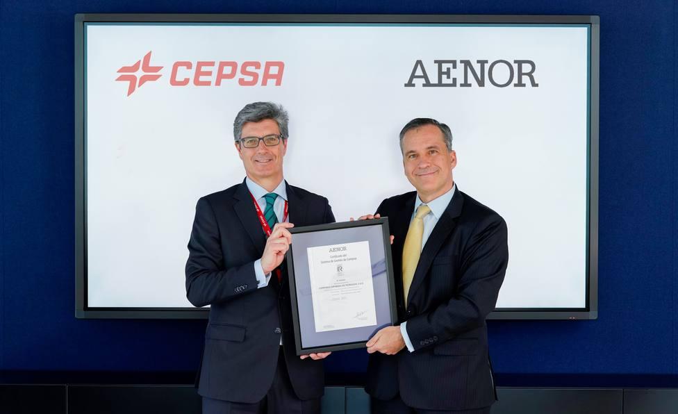 Cepsa, primera empresa energética con certificado Aenor de Gestión de Compras de Valor Añadido