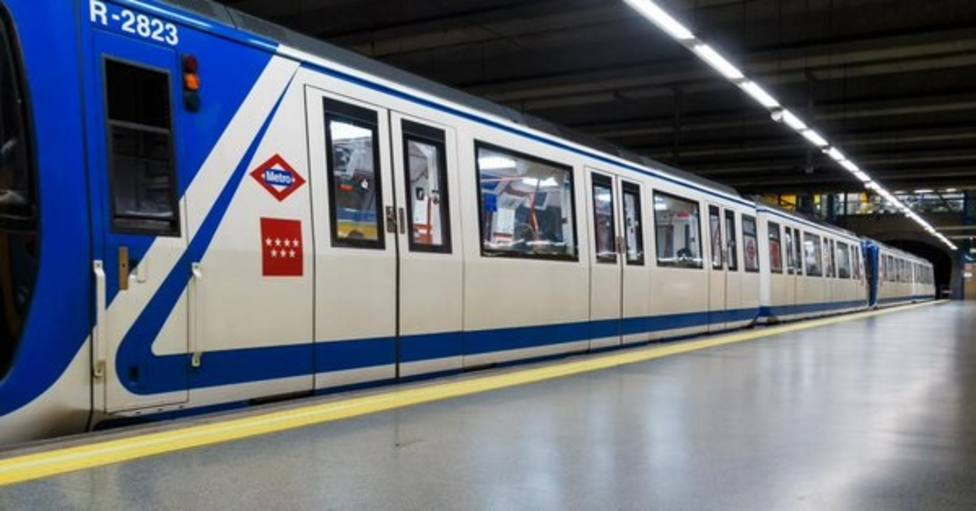 Fijados unos servicios mínimos en Metro de Madrid de hasta el 61% para los paros convocados del lunes al jueves