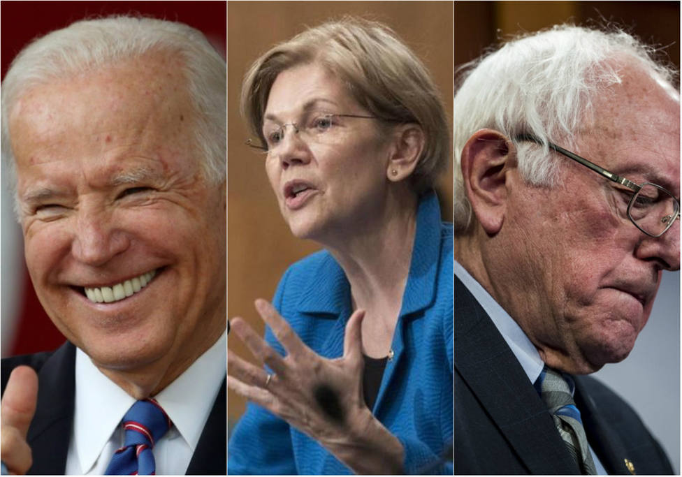 Quién es quién en la lista de candidatos a las primarias demócratas para destronar a Trump