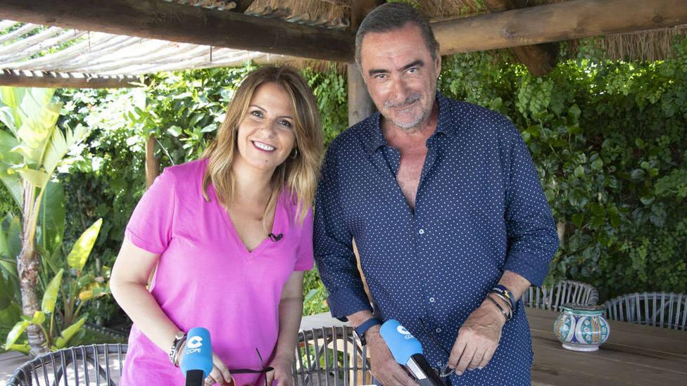 Pilar García Muñiz ficha por COPE para acompañar a Herrera en las mañanas