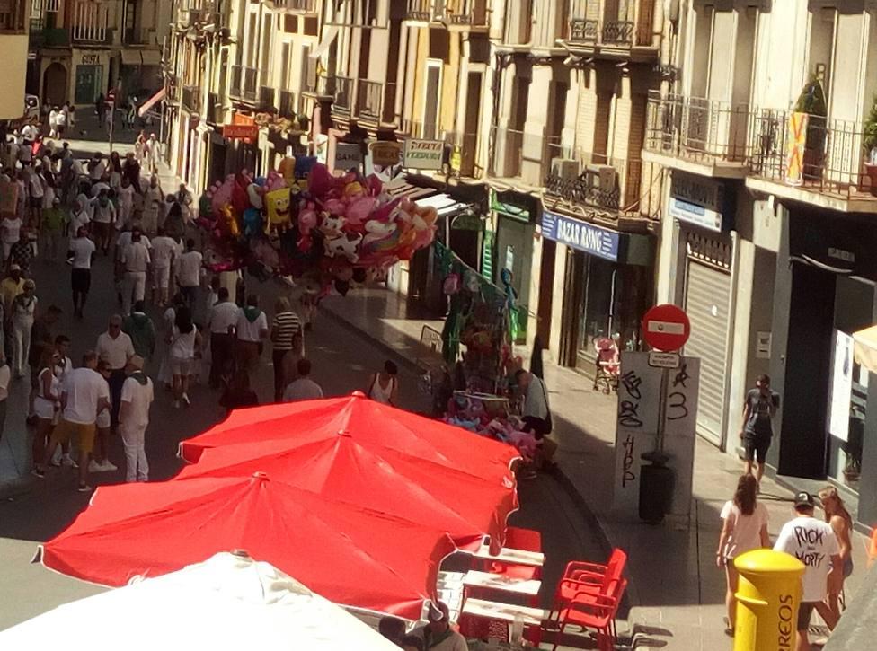 Huesca celebra sus fiestas