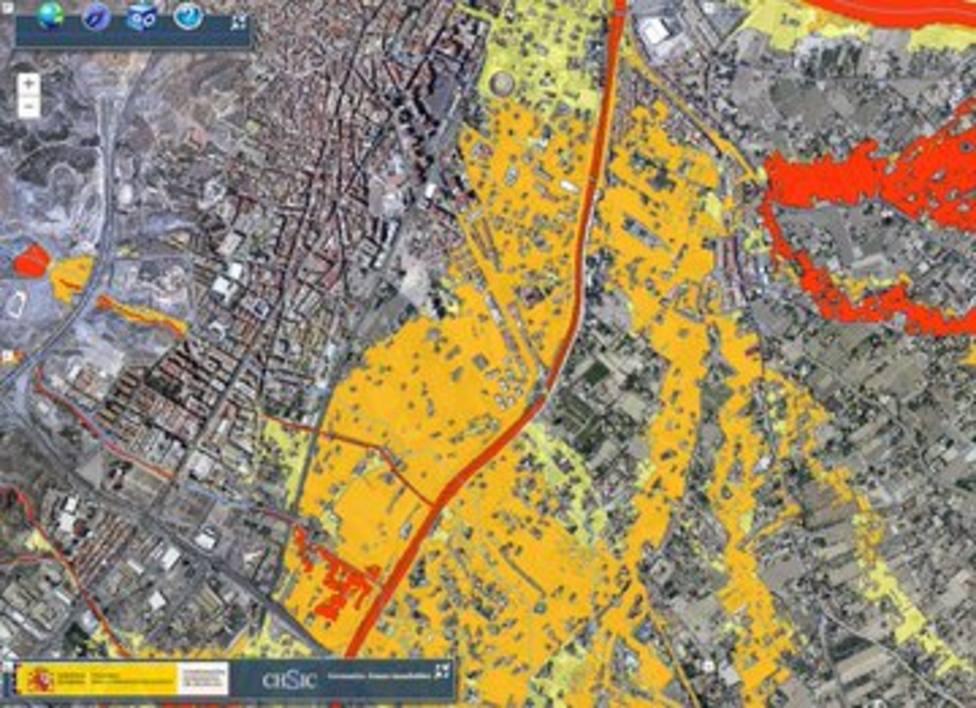 El Ayuntamiento ha establecido un dispositivo especial de seguridad ante las alertas, amarilla para hoy y roja