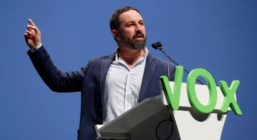 Abascal exige a Sánchez luchar cuerpo a cuerpo contra los independentistas
