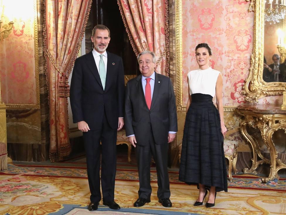 Felipe VI: Ninguna frontera puede protegernos de los efectos del cambio climático