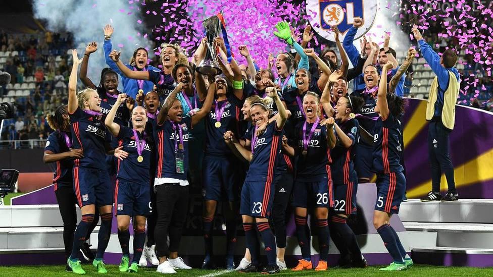 La Liga de Campeones femenina cambiará su formato en 2021/22
