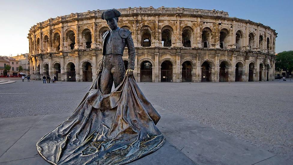 La plaza de toros de Nimes se queda este año sin Feria de Pentecostés por el Covid-19