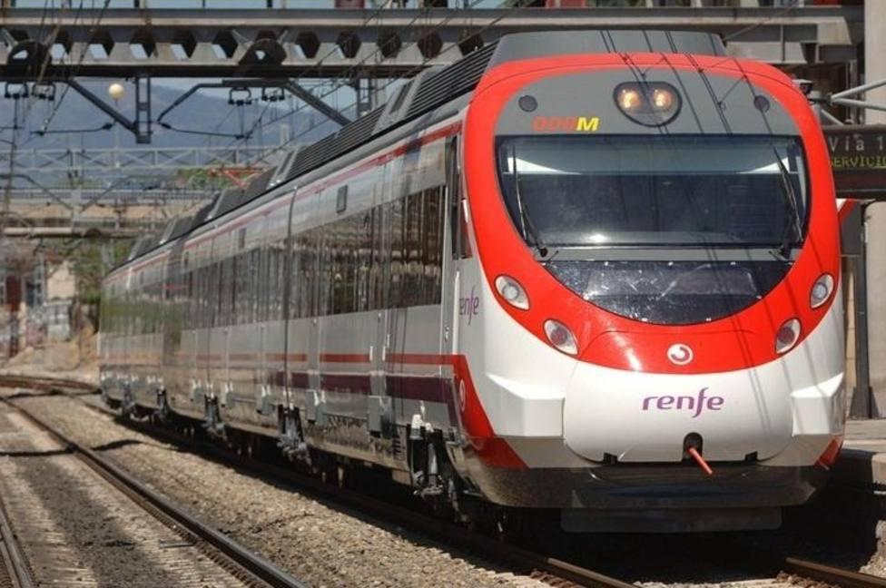 Tren de Ávila. Foto: Archivo COPE