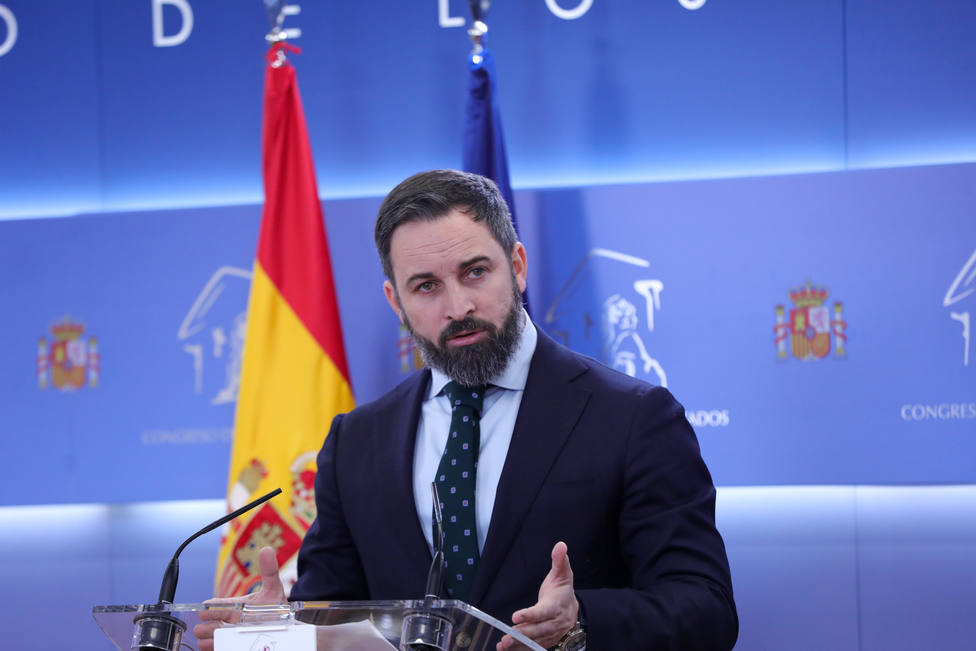 Abascal cree que Venezuela y los separatistas tienen la sartén por el mango en el Gobierno