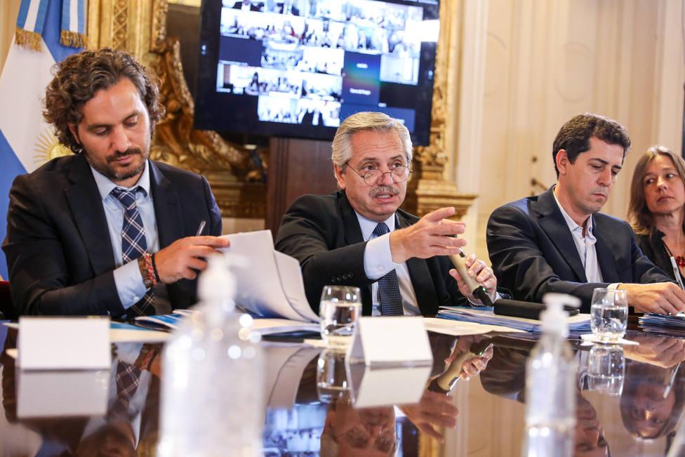 Alberto Fernández propondrá congelar los alquileres durante 180 días en Argentina por el coronavirus