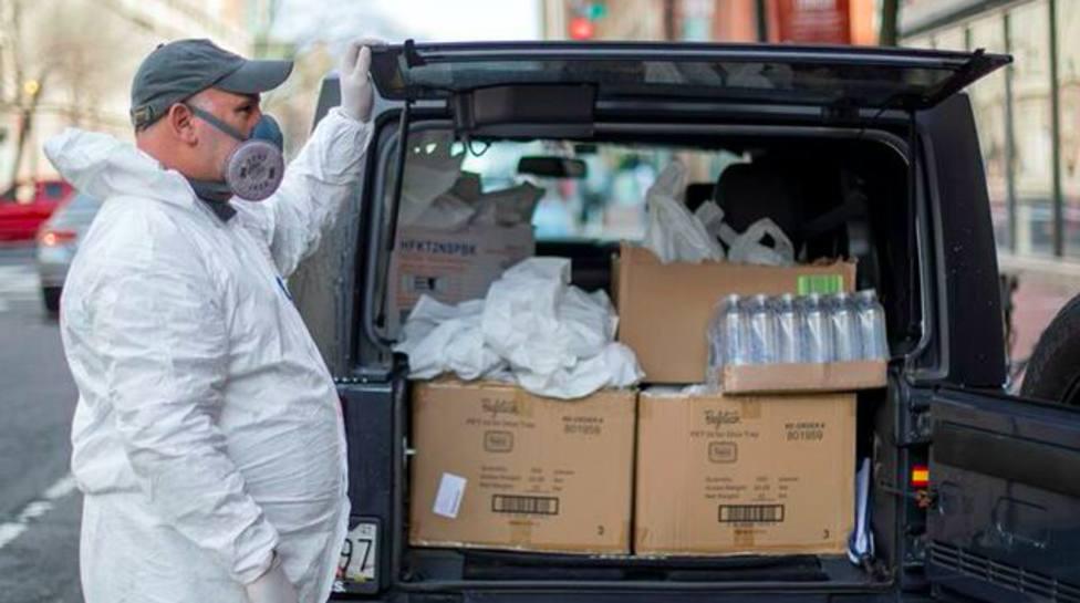 El asturiano José Andrés, portada de Time por su ayuda en la crisis del coronavirus