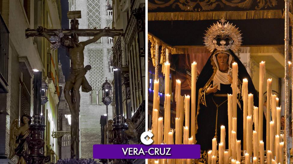 Lunes Santo. Vera-Cruz