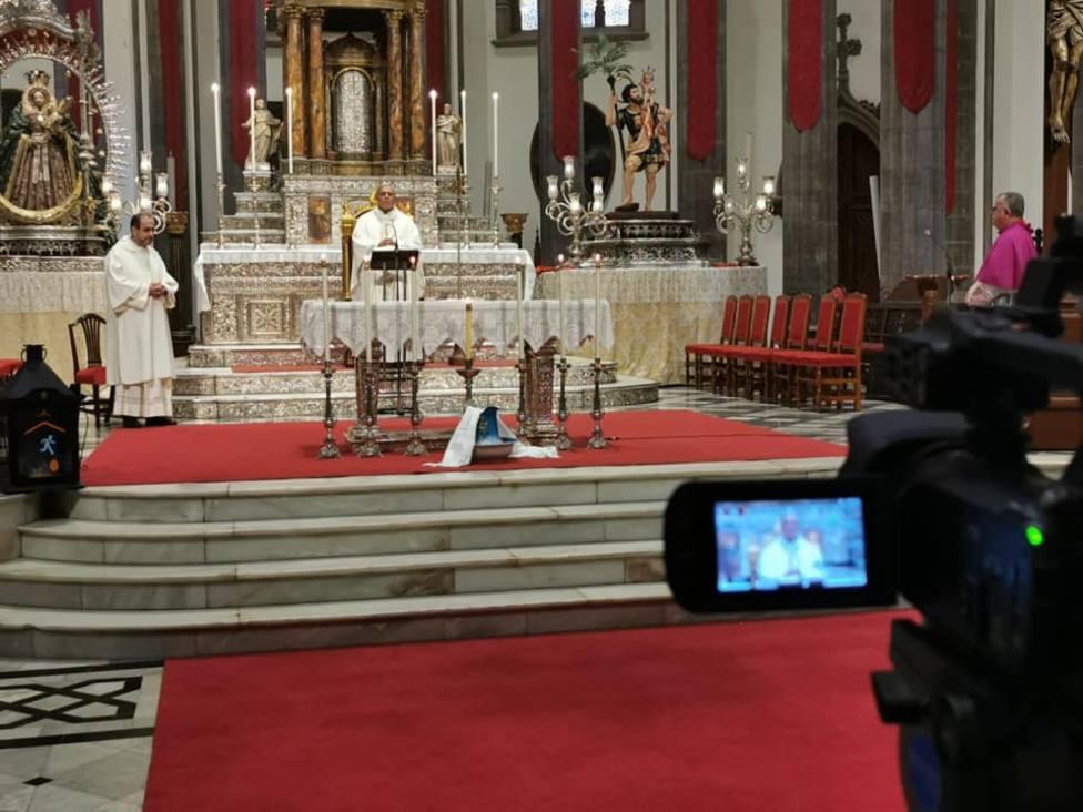 Jueves Santo Catedral de La Laguna Semana Santa 2020