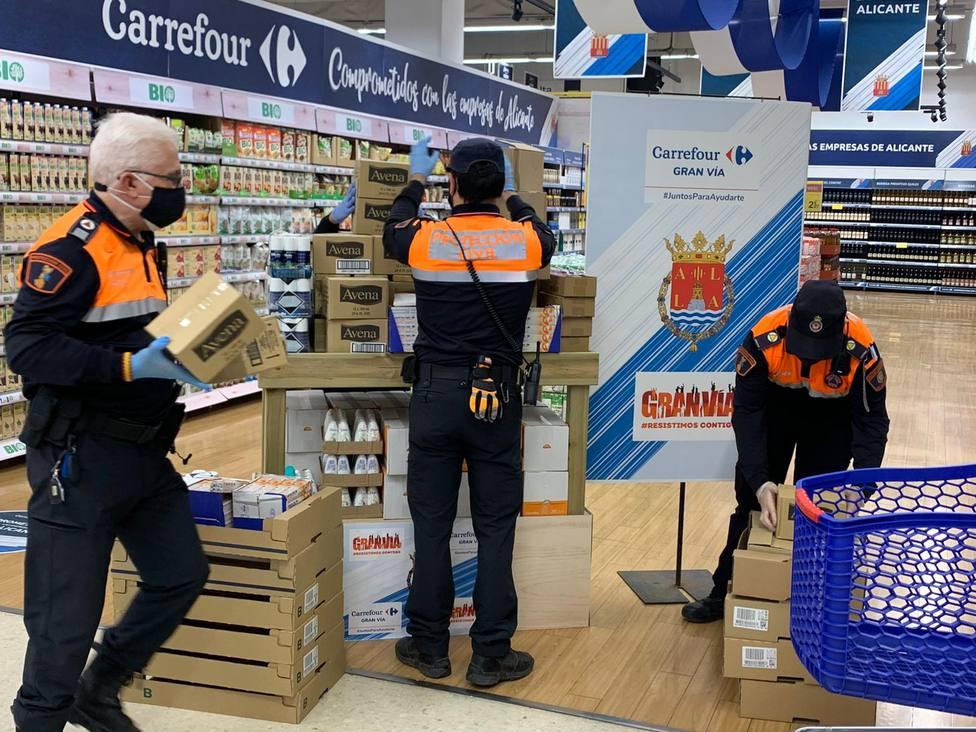 El Centro Comercial Gran Vía dona 1.000 productos de higiene personal al albergue de personas sin hogar