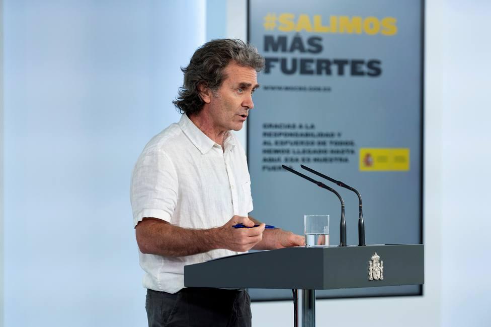 Simón advierte de que el turismo implicará importación de casos de coronavirus