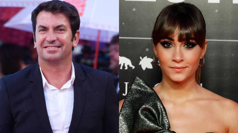 Arturo Valls y Aitana